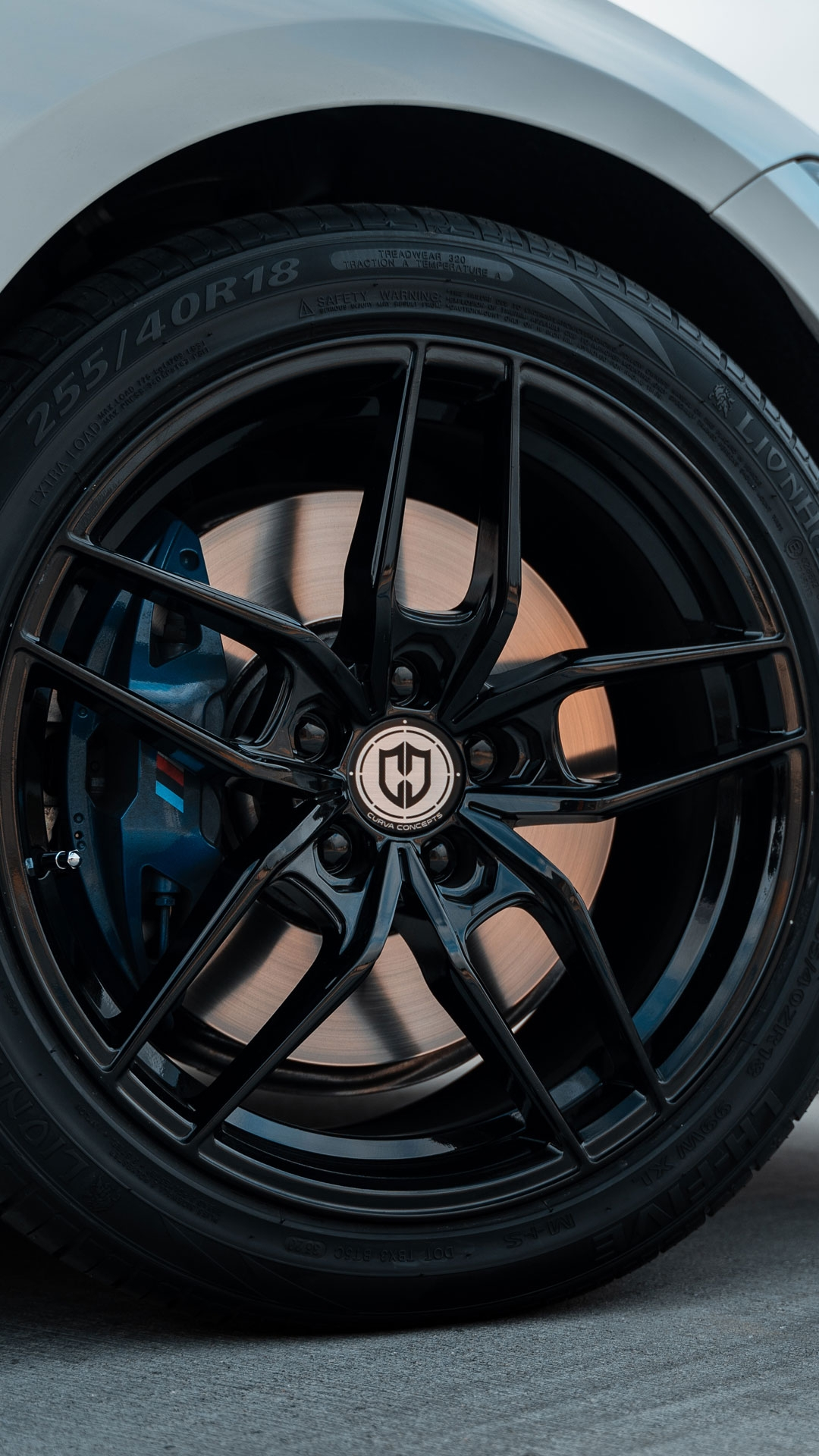 Curva Concepts CFF25 Flow Forged Aftermarket Wheels