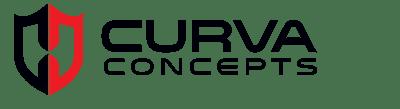 Curva Concepts Two Tone Full Shield Logo